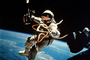 Ed White, Astronaut, Space Walk, Gemini IV spacewalk, extravehicular activity (EVA), Spacesuit, USEV01P03_12
