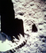 Walking on the Moon, Moonwalk, Walk, Footprints, USLV01P01_18