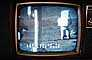 Television Screen, Live from the Moon, Walking on the Moon, Moonwalk, Walk, 1960's, USLV01P08_09