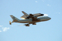 Last flight of the Space Shuttle Endeavor, Shuttle Carrier Aircraft (SCA), Space Shuttle Ferry, NASA Space Shuttle Carrier, Boeing 747-100, USRD01_010