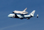 Last flight of the Space Shuttle Endeavor, Shuttle Carrier Aircraft (SCA), Space Shuttle Ferry, NASA Space Shuttle Carrier, Boeing 747-100, USRD01_013