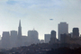 Last flight of the Space Shuttle over the San Francisco Skyline, USRD01_017