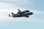 Last flight of the Space Shuttle Endeavor, Shuttle Carrier Aircraft (SCA), Space Shuttle Ferry, NASA Space Shuttle Carrier, Boeing 747-100, USRD01_019
