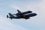 Last flight of the Space Shuttle Endeavor, Shuttle Carrier Aircraft (SCA), Space Shuttle Ferry, NASA Space Shuttle Carrier, Boeing 747-100, USRD01_020