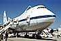 Boeing 747, Shuttle Carrier Aircraft (SCA), Space Shuttle Ferry, NASA Space Shuttle Carrier, Boeing 747-100, USRV01P07_18