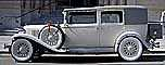 1930 Chrysler Imperial Eight Limousine, Close Coupled Sedan, Whitewall Tires, Gangster Car, Panorama, automobile, VCCD01_049