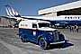1937 Chevrolet United Airlines Panel Truck, automobile, delivery van, VCCD01_057