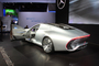Self-driving Mercedes-Benz F 015 concept car, CES Convention 2016, Consumer Electronics Show, tradeshow, VCCD01_207