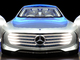 Self-driving Mercedes-Benz F 015 concept car, CES Convention 2016, Consumer Electronics Show, tradeshow, VCCD01_210