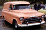 1956 Chevrolet panel truck, Chevy, automobile, delivery van, VCCV05P12_04