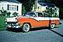 Ford Fairlane, Parked Car, automobile, Long Island New York, 1950's, VCRV20P11_13