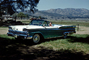 1959 Ford Galaxie Skyliner, Retractable Hardtop, whitewall tires, March 1959, 1950's