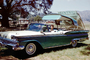 1959 Ford Galaxie Skyliner, Retractable Hardtop, whitewall tires, March 1959, 1950's, VCRV22P06_05