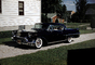 1959 Cadillac, car, whitewall tires, Dagmar Bumps, 1950's