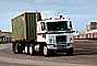 InterModal, GMC, Semi, Container, Semi-trailer truck