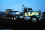Tractor, Humboldt County, flatbed trailer