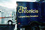 The Chronicle, Newspaper Truck