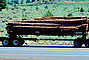 Logging Truck, Trees, Highway, Shasta County, US Highway-97