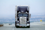freightliner head-on, Semi-trailer truck, Semi