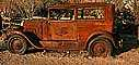 Rusting Car, Route-66, Panorama, Rust, 1950's, VCZD01_014