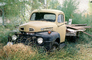Ford flatbed truck, Benton, VCZV01P05_15