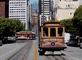 Nob Hill incline, California Street and Powell Street, crossing, VRCD01_181B