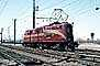 Penn Central PRR 4877, Big Red, GG1-class electric locomotive, pantograph, GG1, Amboy