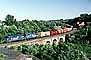 Conrail CR 6983, EMD SD40-2R, CR 8132, curve, train station, VRFV06P11_11