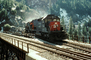 SP 8535 Southern Pacific, SD40T-2,  Keddie Wye, Feather River Canyon, VRFV08P14_11
