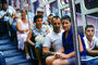 The Lookout Mountain Incline Railway, People, Passengers, Chattanooga Tennessee, 1959, 1950's, VRGV01P08_13