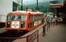 The Incline, Lookout Mountain Incline Railway, standard gauge, Chattanooga, Tennessee, VRGV01P11_06