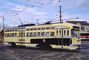 Kansas City-Missouri, Tribute livery, No. 1056, F-Line, PCC, Muni, San Francisco, California