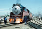 Southern Pacific Daylight Special, SP 4449, GS-4 class Steam Locomotive, 4-8-4