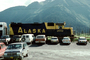 2002, Alaska Railroad, Portage, cars, Vehicle, Automobile, 1993