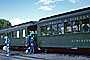 Passenger Railcar, Cumbres & Toltec Scenic Railroad, Windy Point, D&RGW