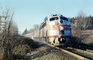 BN 9937, EMD E8A, Burlington Northern, trainset, F-Unit, 1950's