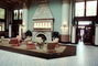 Fireplace, chairs, Train Station, Depot, Terminus, Terminal, Union Station, Nashville, VRPV06P09_07