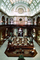 Dining area, tables, arch, Train Station, Depot, Terminus, Terminal, Union Station, Nashville, VRPV06P09_08