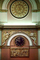 Clock, Angel Wings, Lyre, arch, Train Station, Depot, Terminus, Terminal, Union Station, Nashville, VRPV06P09_10