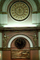 Clock, Angel Wings, Lyre, arch, Train Station, Depot, Terminus, Terminal, Union Station, Nashville, VRPV06P09_11