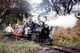 B&FY, 1950's, Miniature Rail, Rideable Miniature Railway, Live Steamer