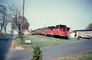 Red Caboose Motel, Caboose Lodge, Strasburg, Pennsylvania, 1970's