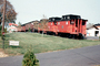 Caboose Lodge, Red Caboose Motel, Strasburg, Pennsylvania, 1970's